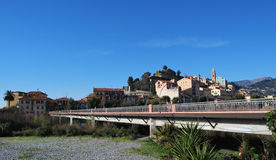 Ventimiglia, Liguria, Italy Royalty Free Stock Images
