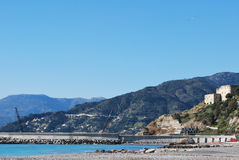 Ventimiglia, Liguria, Italy Stock Photos
