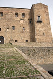 Ventimiglia castle Royalty Free Stock Images