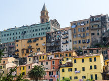 Ventimiglia Royalty Free Stock Photography