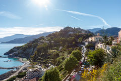 Ventimiglia, Italy Stock Photography