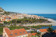 Ventimiglia, Italy Stock Photo