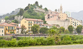 Ventimiglia, Italy Royalty Free Stock Images