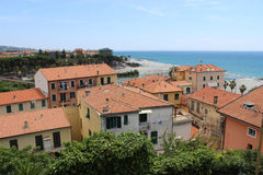 Ventimiglia Royalty Free Stock Photos