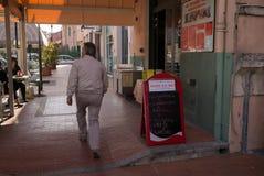 Ventimiglia Włochy obraz stock