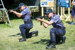 ventiseiesimo anniversario delle forze armate croate Fotografie Stock Libere da Diritti