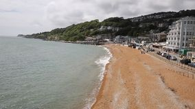 Ventnor beach Isle of Wight Stock Photography