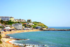 Ventnor, Isle of Wight. Royalty Free Stock Photos