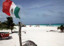 Vento caraibico Fotografie Stock Libere da Diritti