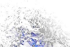 Vento della spruzzata Fotografia Stock