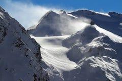 Vento do gelo Foto de Stock Royalty Free