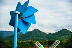 Vento turbine3 Immagini Stock