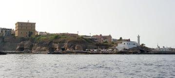 Ventotene стоковое фото