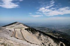ventoux mont Стоковое фото RF