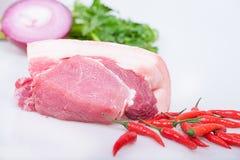 Ventre de porc Image stock