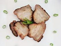 Ventre de porc chinois photographie stock
