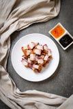 Ventre de porc croustillant image libre de droits