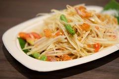 Ventre thaïlandais célèbre de som de nourriture Photo stock