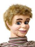 ventriloquist 2 кукол Стоковые Изображения
