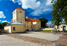 Ventspils Castle Royalty Free Stock Image