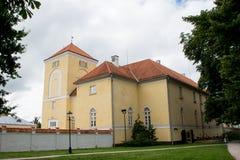 Ventspils Castle Στοκ φωτογραφία με δικαίωμα ελεύθερης χρήσης