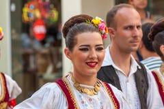 ventunesimo festival internazionale a Filippopoli, Bulgaria Immagine Stock Libera da Diritti