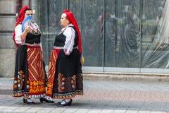 ventunesimo festival internazionale a Filippopoli, Bulgaria Fotografie Stock