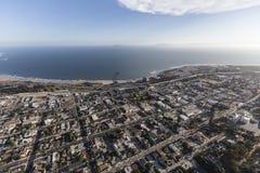 Ventura Καλιφόρνια κεραία Στοκ Φωτογραφία