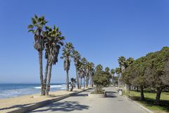 Ventura Beach, CA Royalty Free Stock Images