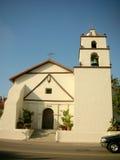 Ventura beautiful church Royalty Free Stock Photography