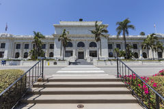 Ventura City Hall Southern California Royalty Free Stock Photos