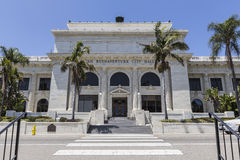 Ventura City Hall in Southern California Stock Images