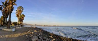 Ventura Coast, California Fotografie Stock Libere da Diritti