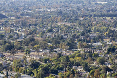 Ventura County California Suburban Cityscape Stock Photos