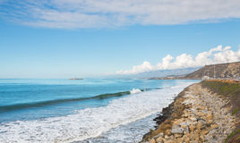 Ventura County Coast Royaltyfria Bilder