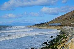 Ventura Kalifornia pociąg obrazy stock