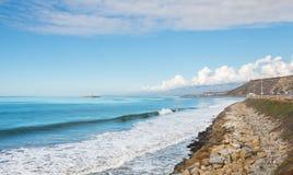 Ventura okręgu administracyjnego wybrzeże Obrazy Royalty Free