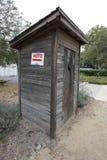 Ventura okręg administracyjny, dom z szyldowym kieruje Kalifornia Citize Obrazy Royalty Free