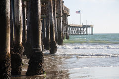 Ventura Pier Royalty Free Stock Photography