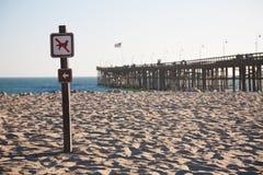 Ventura Pier Royalty Free Stock Images