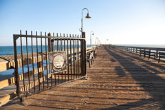 Ventura Pier Royalty Free Stock Images