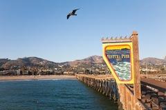 Ventura-Pier Lizenzfreie Stockbilder