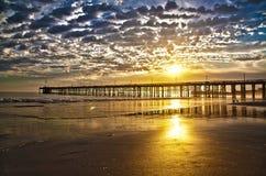 Ventura-Pier Lizenzfreie Stockfotografie