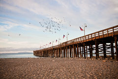 Ventura Pier Stock Photography