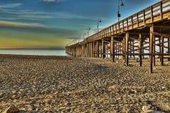 Ventura Pier royalty-vrije stock fotografie