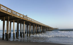 Ventura Pier, California Royalty Free Stock Photos
