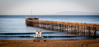 Ventura Pier Royalty Free Stock Image
