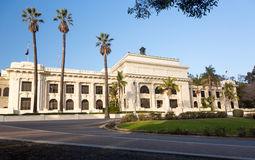 Ventura or San Buenaventura city hall Royalty Free Stock Photos