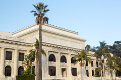 Ventura or San Buenaventura city hall Royalty Free Stock Images