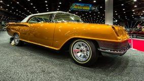 Venturian Chevy Custom Interpretation 1956 Royaltyfri Bild